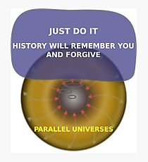 Parallel Universes - Nike Photographic Print