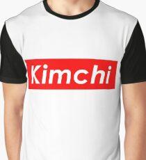 Kimchi 김치 Graphic T-Shirt