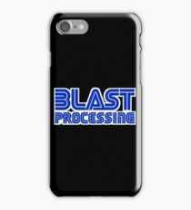 Blast Processing iPhone Case/Skin