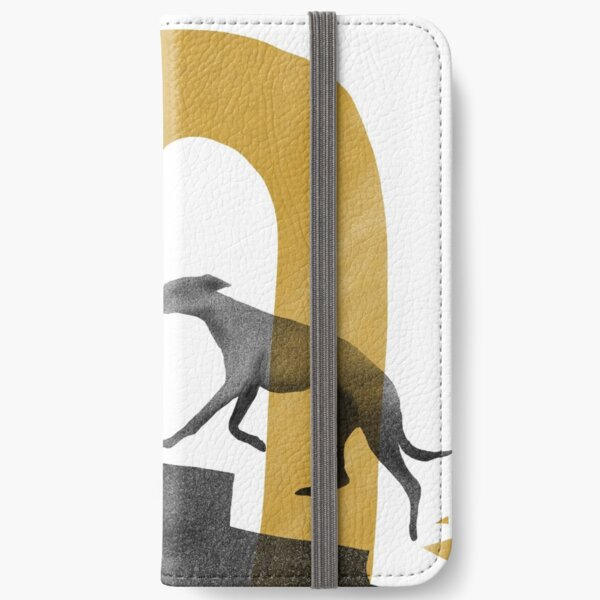 Golden gates iPhone Wallet