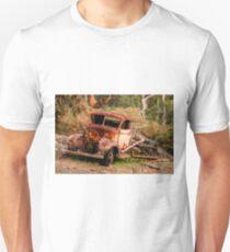 Hindmarsh Valley Truck Ruins 1 T-Shirt