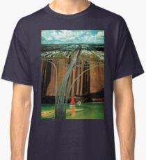 Urban Leisure, vintage collage Classic T-Shirt