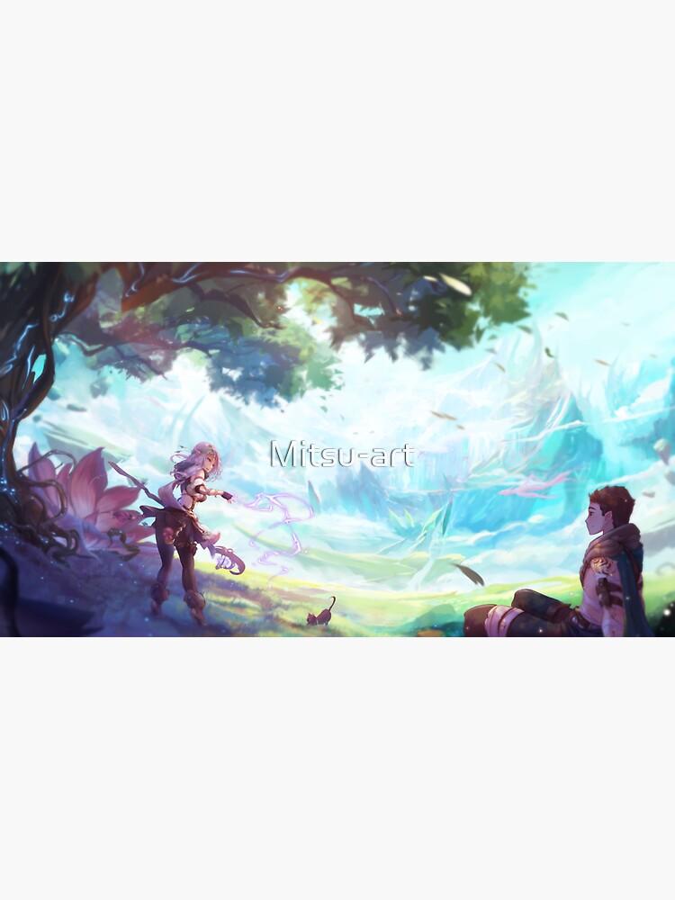 Fantasy adventures by Mitsu-art