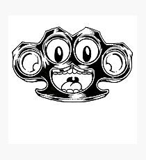 Brass monkey Photographic Print