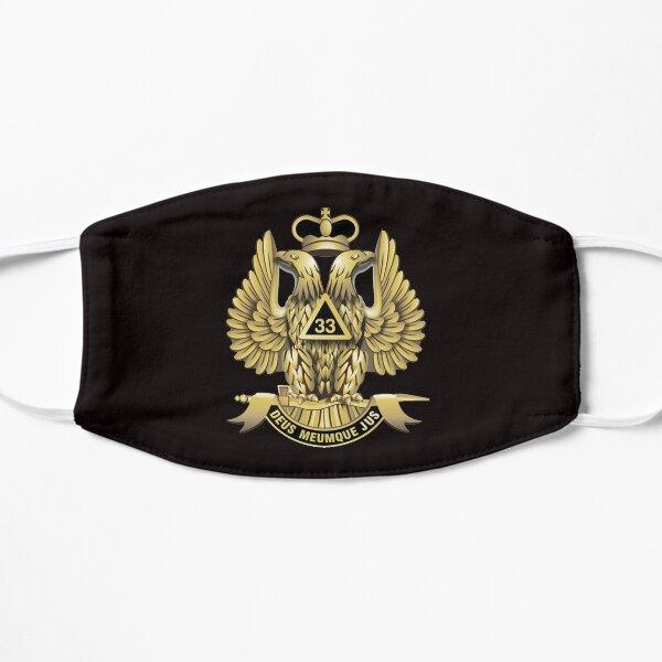 33 Degree Mason - Inspector General Honorary Mask