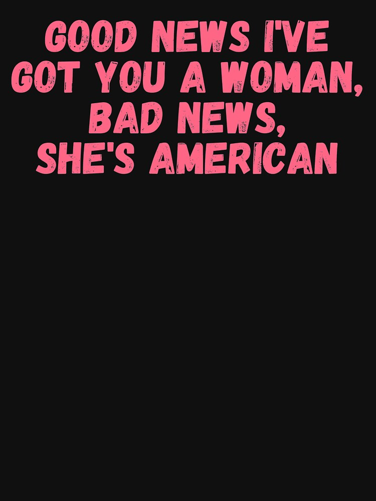 Bad News Shes American by ds-4