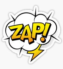 Zap Sticker
