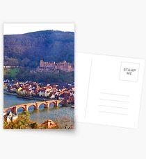 Heidelberg, Germany Postcards