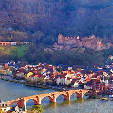 Heidelberg, Germany by aislingk
