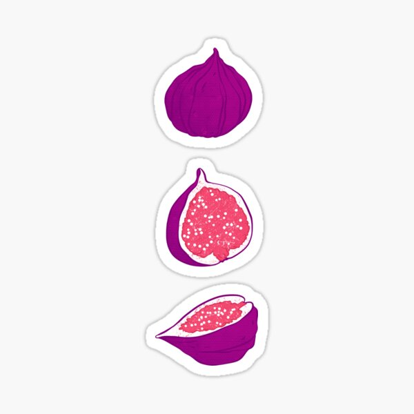 Fig Sticker