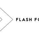 Flash Forward Line Logo by roseveleth