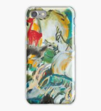 Goats and Guineas iPhone Case/Skin