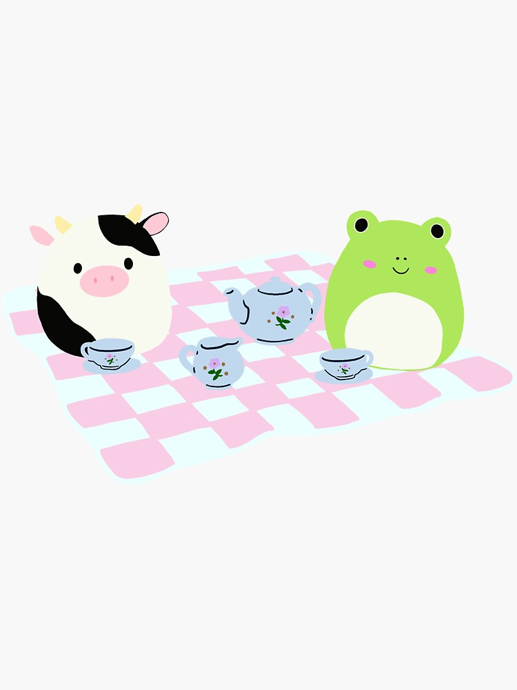 Squishmallow Tea Party by erinmharrigan