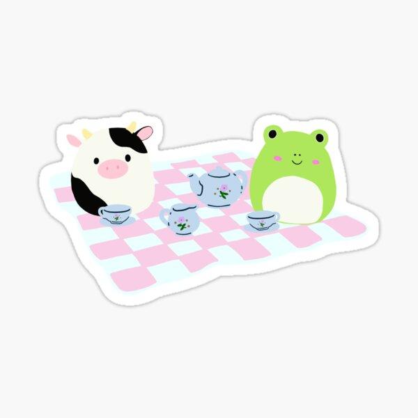 Squishmallow Tea Party Sticker