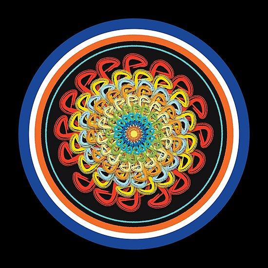 Mandala 2 by Shining Light Creations