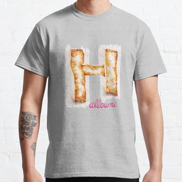 Halloumi Cheese Classic T-Shirt