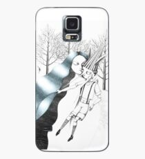 The Fairy with Turquoise Hair Case/Skin for Samsung Galaxy