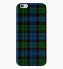 Clan Campbell Tartan iPhone-Hülle & Cover
