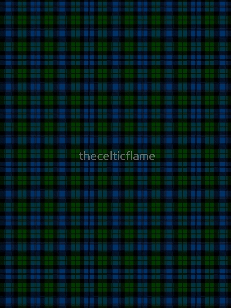 Clan Campbell Tartan by thecelticflame