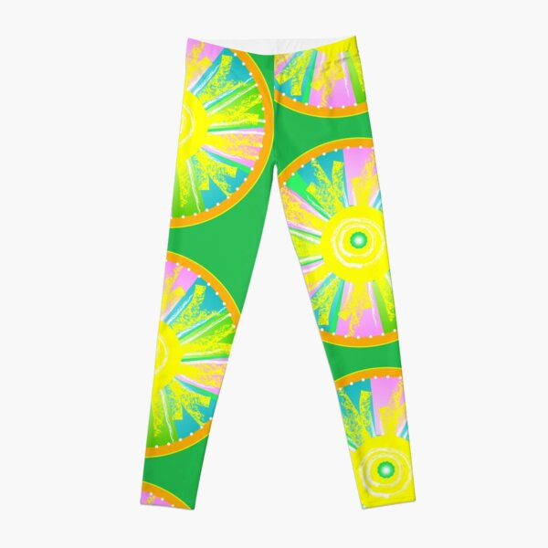 Let There Be Light - Square Leggings