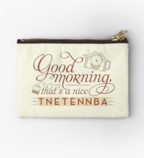Tnetennba in the Morning Studio Pouch