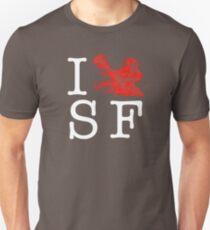 I Crank SF Unisex T-Shirt