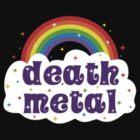 Death Metal Rainbow by animashirt