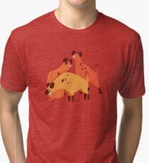 Hyenas!! Tri-blend T-Shirt
