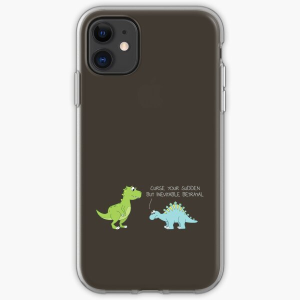 Your Sudden, But Cute, Betrayal iPhone Soft Case