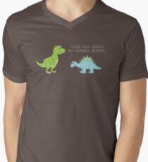 Your Sudden, But Cute, Betrayal Men's V-Neck T-Shirt
