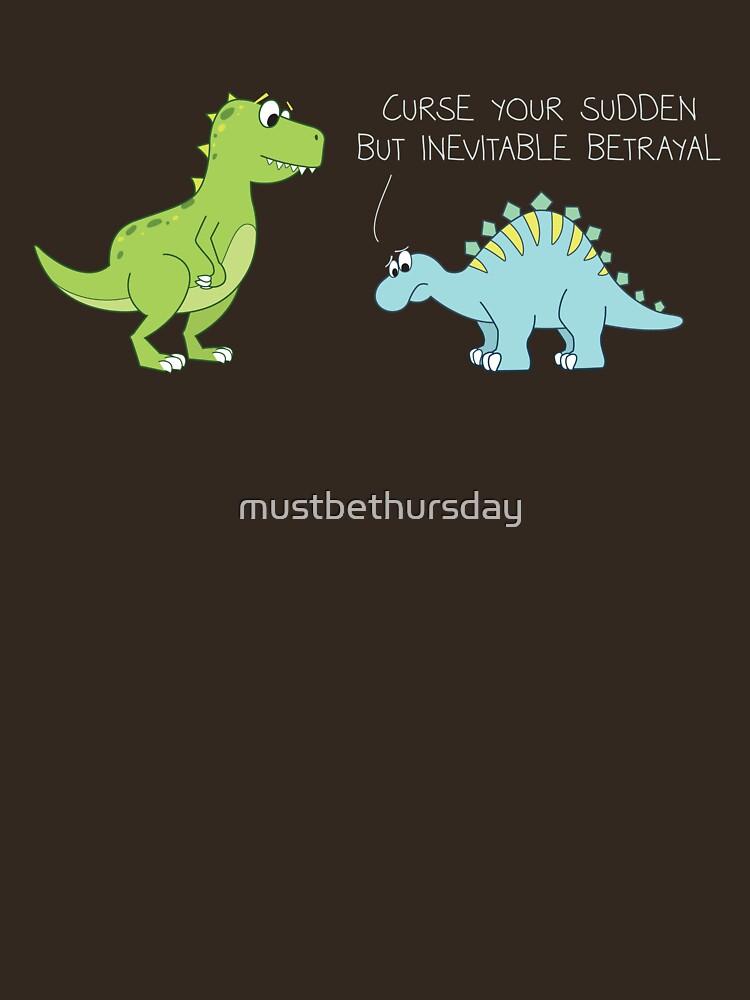 Your Sudden, But Cute, Betrayal   Unisex T-Shirt