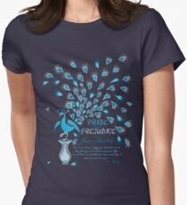 Paisley Peacock Pride and Prejudice: Classic T-Shirt