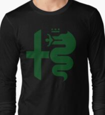 Green Alfa Romeo of Birmingham Long Sleeve T-Shirt