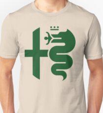 Green Alfa Romeo of Birmingham Unisex T-Shirt