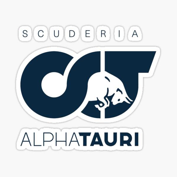 Logo de l'équipe Scuderia AlphaTauri Sticker