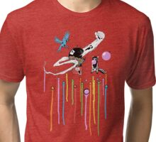 Regular Show Tri-blend T-Shirt