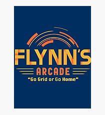 Flynn's Arcade Photographic Print