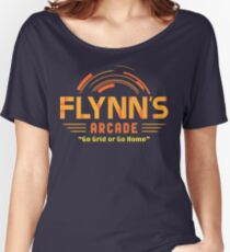 Flynn's Arcade Women's Relaxed Fit T-Shirt