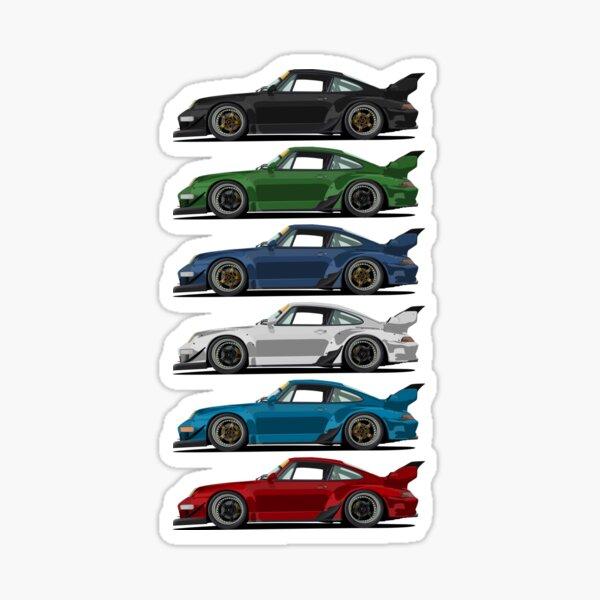 old classics Sticker