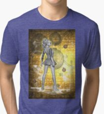 Whispers in Time Tri-blend T-Shirt