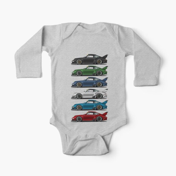 old classics Long Sleeve Baby One-Piece