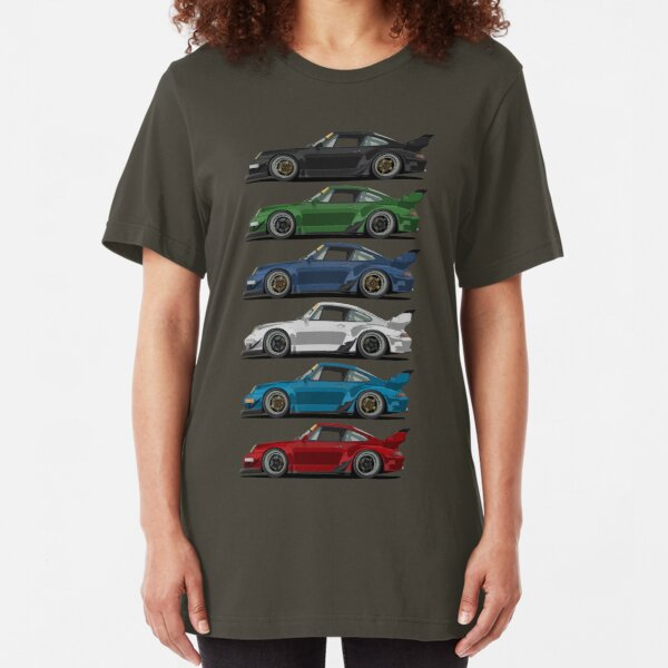 alte Klassiker Slim Fit T-Shirt