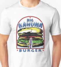 Big Kahuna Burger t-shirt (Pulp Fiction, Tarantino, Bad Motherf**ker) Slim Fit T-Shirt