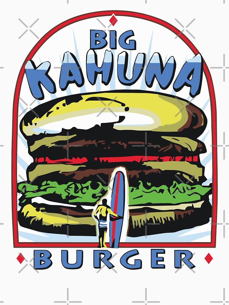 Big Kahuna Burger t-shirt (Pulp Fiction, Tarantino, Bad Motherf**ker) | Unisex T-Shirt