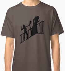 Buffy VS Count Orlok! Classic T-Shirt