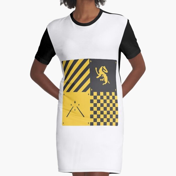 Huff pride Graphic T-Shirt Dress