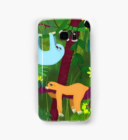 The nap time 2 Samsung Galaxy Case/Skin