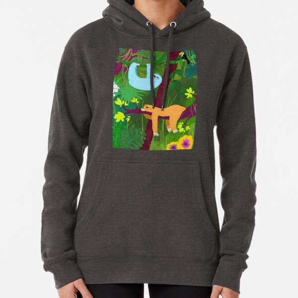 The nap time 2 Pullover Hoodie