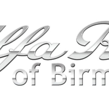Alfa Romeo of Birmingham script by Fobrocks