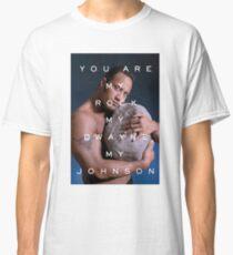 Vous êtes mon rocher T-shirt classique